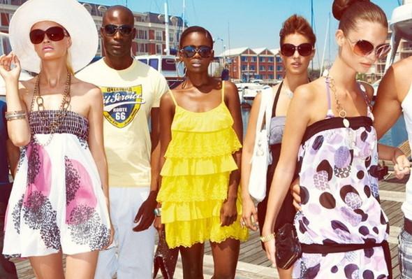 Популярная брендовая одежда